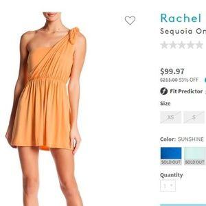Rachel Pally Sequoia Goddess Mini Dress